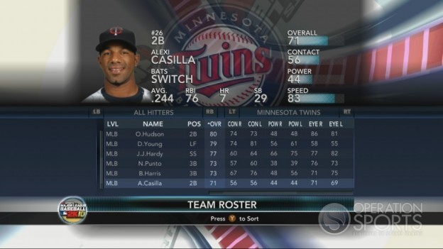 Major League Baseball 2K10 Screenshot #84 for Xbox 360