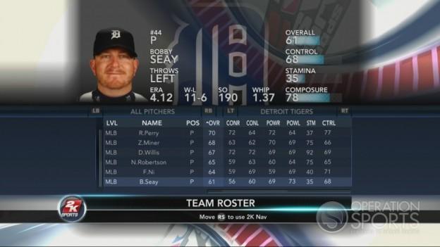 Major League Baseball 2K10 Screenshot #86 for Xbox 360