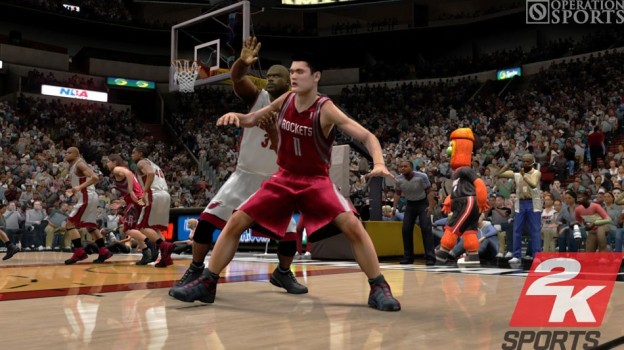 NBA 2K8 Screenshot #5 for Xbox 360
