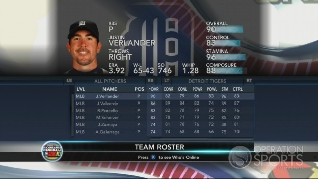 Major League Baseball 2K10 Screenshot #88 for Xbox 360