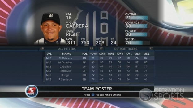 Major League Baseball 2K10 Screenshot #90 for Xbox 360