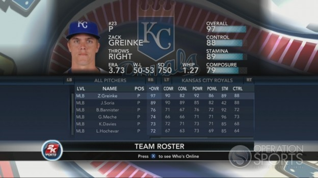 Major League Baseball 2K10 Screenshot #92 for Xbox 360