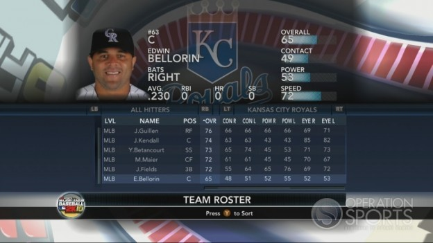 Major League Baseball 2K10 Screenshot #93 for Xbox 360