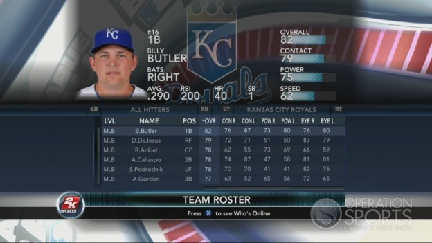 Major League Baseball 2K10 Screenshot #95 for Xbox 360