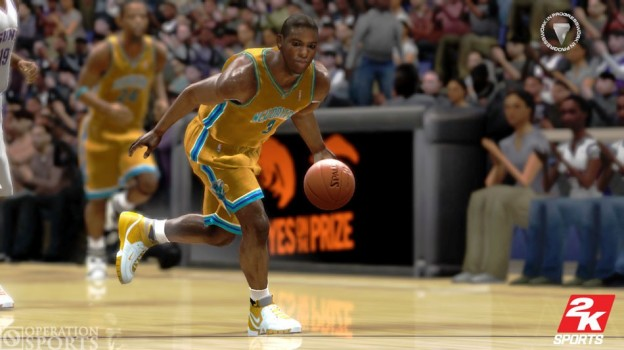 NBA 2K8 Screenshot #6 for Xbox 360