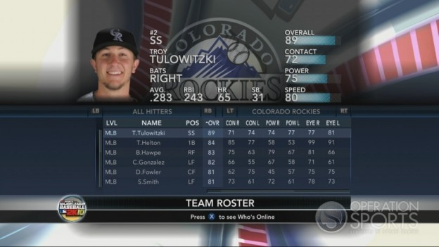 Major League Baseball 2K10 Screenshot #99 for Xbox 360