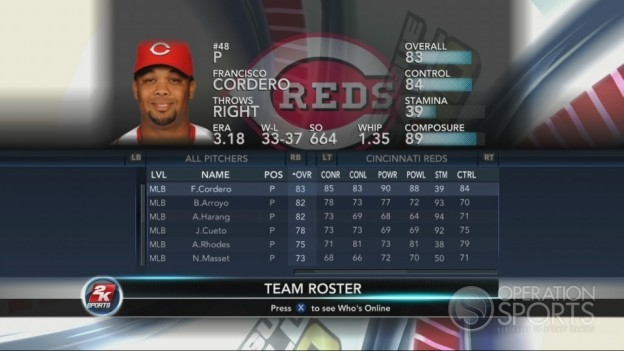 Major League Baseball 2K10 Screenshot #101 for Xbox 360