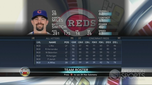 Major League Baseball 2K10 Screenshot #102 for Xbox 360