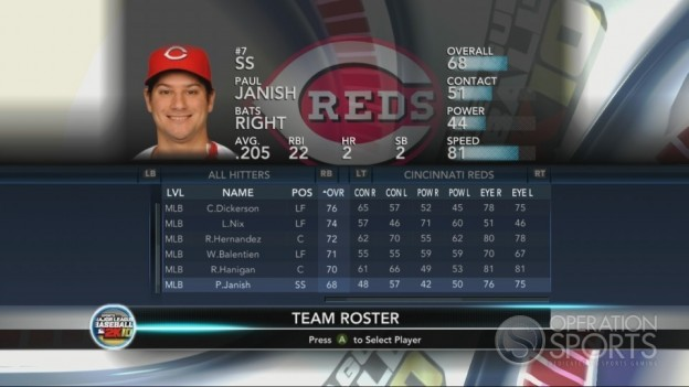 Major League Baseball 2K10 Screenshot #103 for Xbox 360