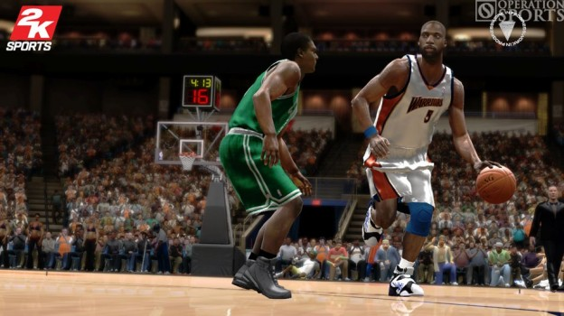 NBA 2K8 Screenshot #7 for Xbox 360