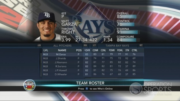 Major League Baseball 2K10 Screenshot #112 for Xbox 360