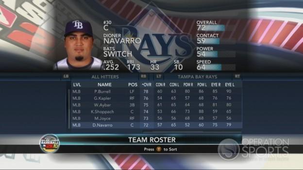 Major League Baseball 2K10 Screenshot #113 for Xbox 360