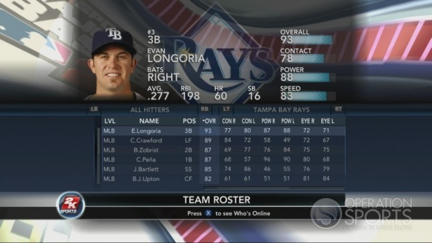 Major League Baseball 2K10 Screenshot #114 for Xbox 360