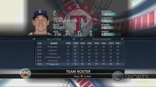 Major League Baseball 2K10 Screenshot #118 for Xbox 360