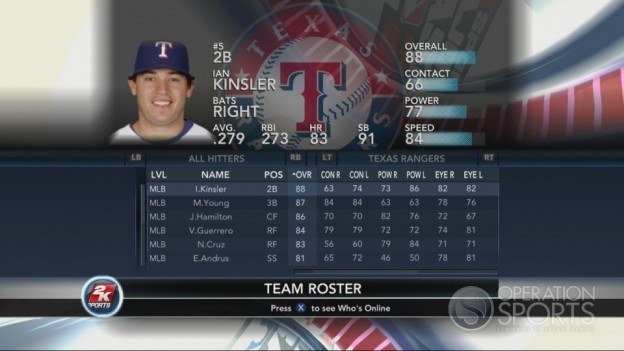 Major League Baseball 2K10 Screenshot #119 for Xbox 360
