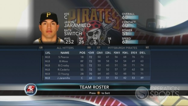 Major League Baseball 2K10 Screenshot #123 for Xbox 360