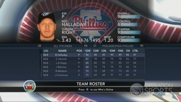 Major League Baseball 2K10 Screenshot #127 for Xbox 360