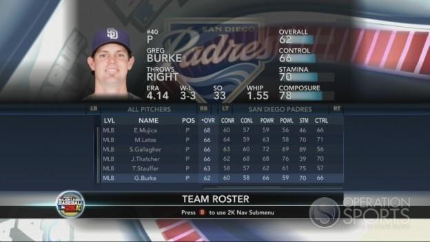 Major League Baseball 2K10 Screenshot #130 for Xbox 360