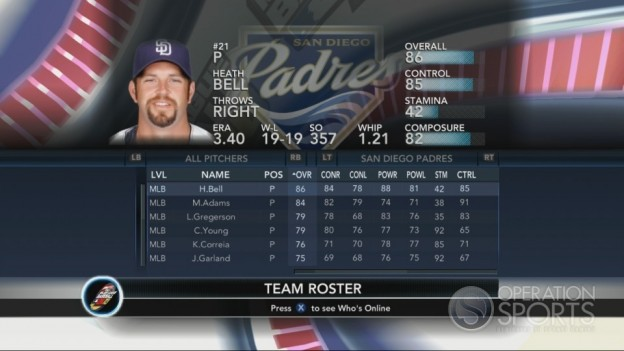 Major League Baseball 2K10 Screenshot #132 for Xbox 360