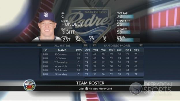 Major League Baseball 2K10 Screenshot #133 for Xbox 360