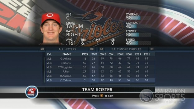 Major League Baseball 2K10 Screenshot #137 for Xbox 360