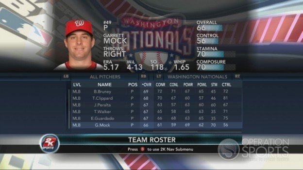 Major League Baseball 2K10 Screenshot #140 for Xbox 360