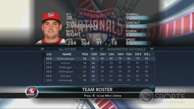 Major League Baseball 2K10 Screenshot #144 for Xbox 360