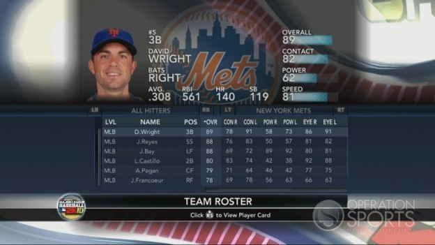 Major League Baseball 2K10 Screenshot #149 for Xbox 360