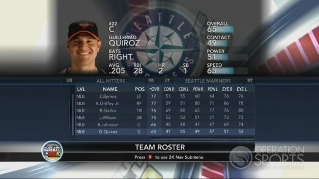 Major League Baseball 2K10 Screenshot #157 for Xbox 360