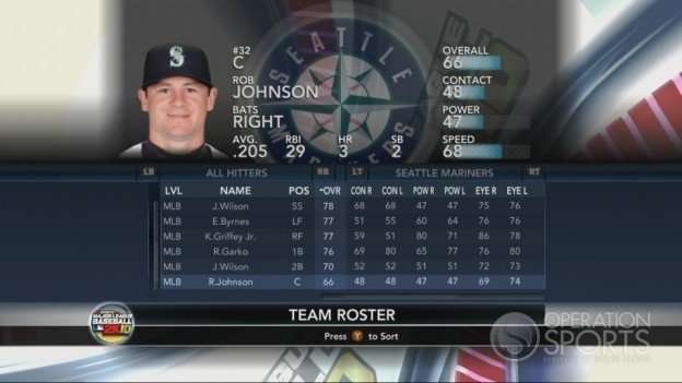 Major League Baseball 2K10 Screenshot #158 for Xbox 360