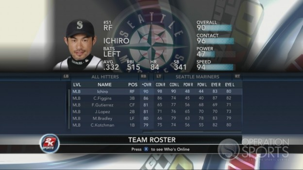 Major League Baseball 2K10 Screenshot #159 for Xbox 360