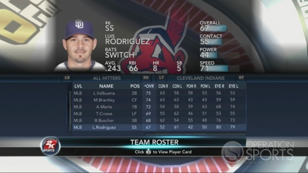 Major League Baseball 2K10 Screenshot #163 for Xbox 360