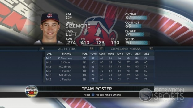 Major League Baseball 2K10 Screenshot #164 for Xbox 360