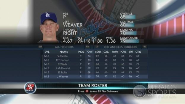 Major League Baseball 2K10 Screenshot #170 for Xbox 360