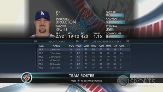Major League Baseball 2K10 Screenshot #172 for Xbox 360