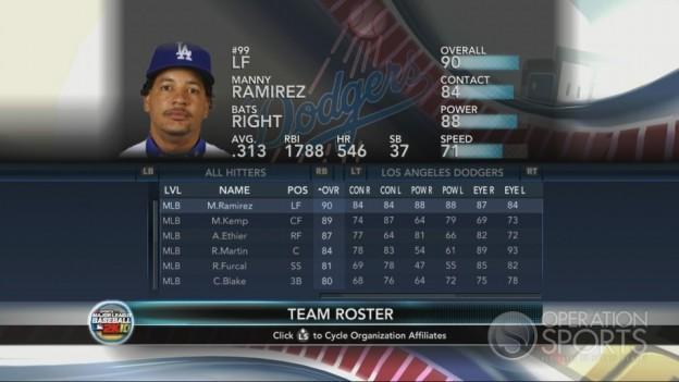 Major League Baseball 2K10 Screenshot #174 for Xbox 360