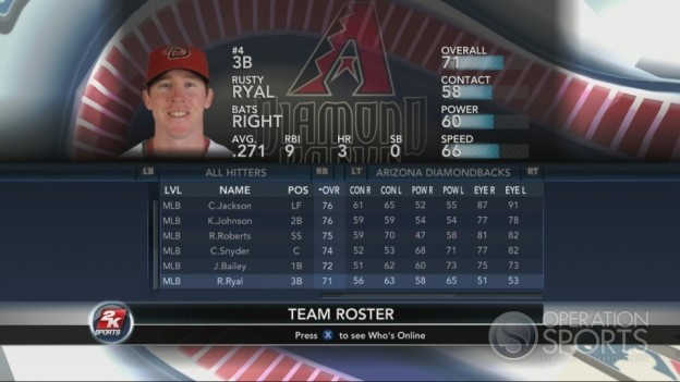 Major League Baseball 2K10 Screenshot #177 for Xbox 360