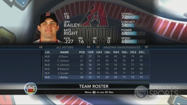 Major League Baseball 2K10 Screenshot #178 for Xbox 360