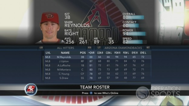 Major League Baseball 2K10 Screenshot #179 for Xbox 360