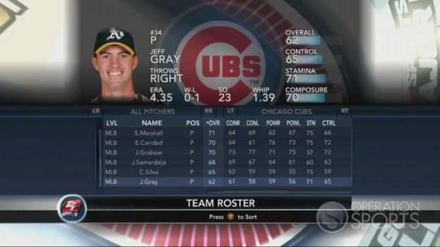 Major League Baseball 2K10 Screenshot #180 for Xbox 360