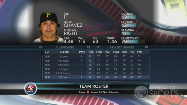 Major League Baseball 2K10 Screenshot #196 for Xbox 360