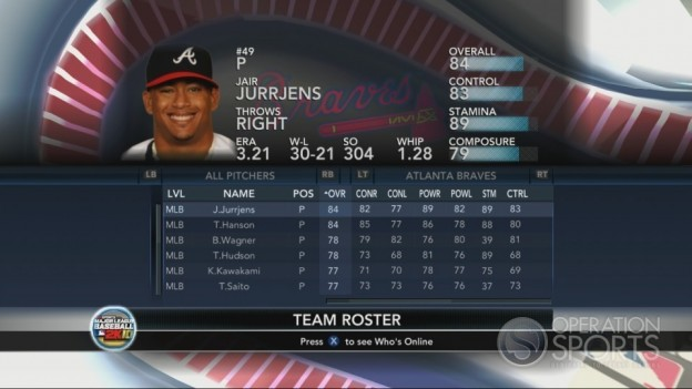 Major League Baseball 2K10 Screenshot #197 for Xbox 360
