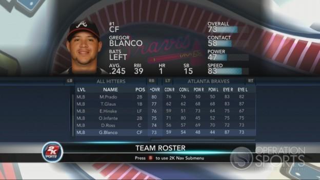 Major League Baseball 2K10 Screenshot #198 for Xbox 360