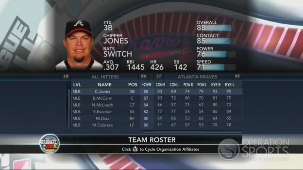 Major League Baseball 2K10 Screenshot #199 for Xbox 360