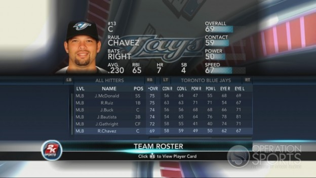 Major League Baseball 2K10 Screenshot #202 for Xbox 360