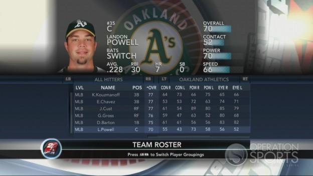 Major League Baseball 2K10 Screenshot #207 for Xbox 360