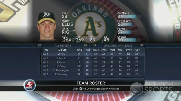 Major League Baseball 2K10 Screenshot #209 for Xbox 360