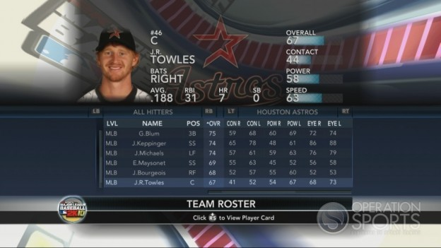 Major League Baseball 2K10 Screenshot #213 for Xbox 360