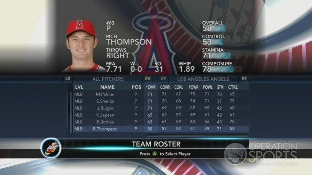 Major League Baseball 2K10 Screenshot #215 for Xbox 360