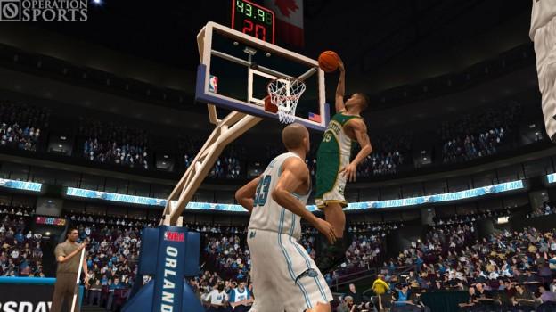 NBA '08 Screenshot #1 for PS3